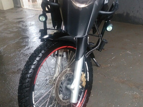 Honda Xre 300 2014 Branca S/abs