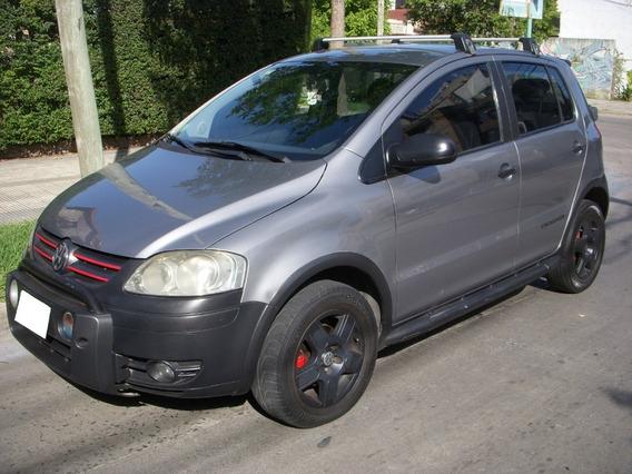Volkswagen Crossfox 1.6 Trendline 5p 2007 107000 Km