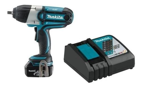 Chave De Impacto Dtw450 Makita + Bateria + Carregador Bivolt