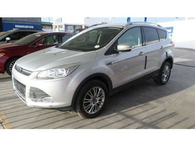 Ford Escape Trend Advance Ecoboost 2015 Seminuevos