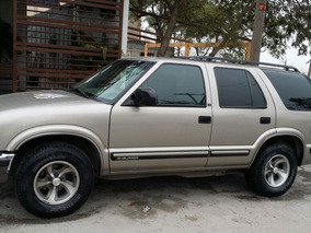Chevrolet Blazer 4.3 Ls Tela 4x2 Mt 1999