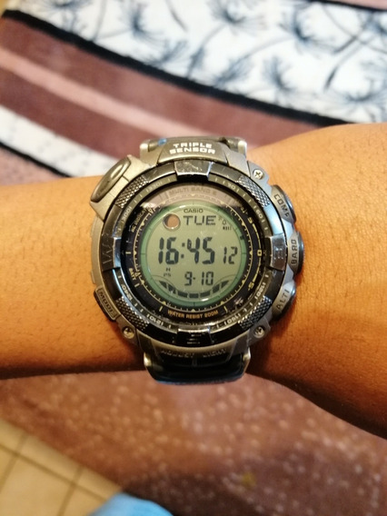 Reloj Original Pathfinder Casio