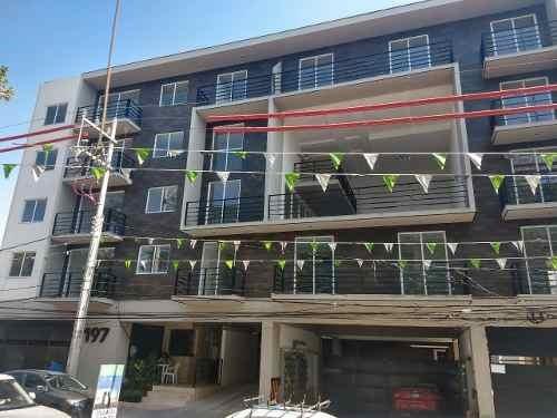 Ultimos Departamentos Con Roof Garden Privado En Iztacalco