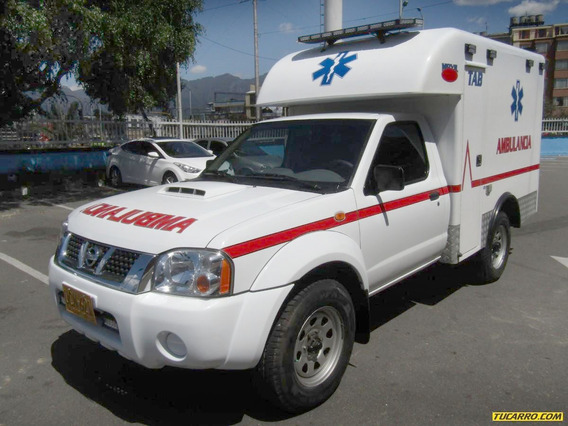 Ambulancias Nissan Frontier