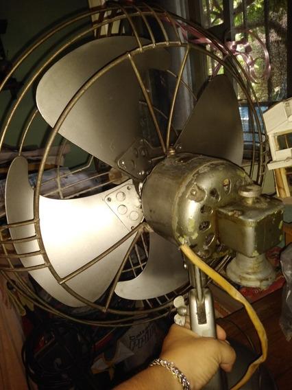 Ventilador De Mesa Antiguo Ericsson