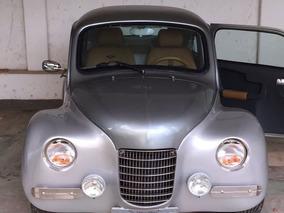 Renault 4cv Rabo Quente Unico