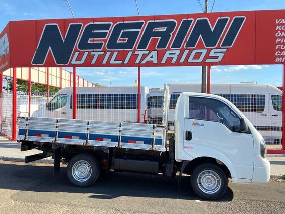 Caminhão Kia Bongo 2.5 4x2 Diesel 2015 Negrini C/117.311 Km