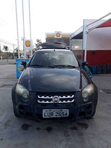 Fiat Palio Adventure 2009 1.8 Locker Flex 5p