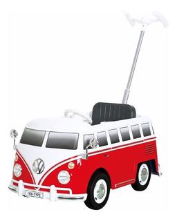 Carrito Minibus Montable Push-car Prinsel Envio Gratis Vw