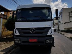 Mercedes-benz Axor 3131 Caçamba Rossetti