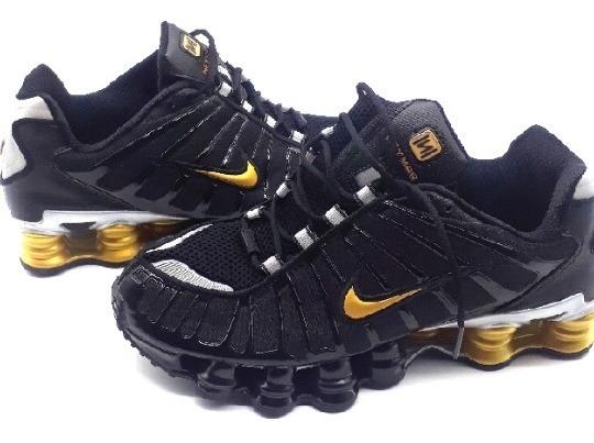 Tênis Nike Shox 12 Molas Novo Frete Grátis