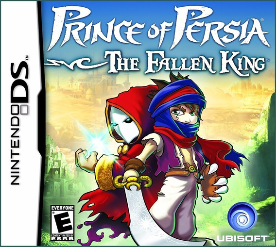 Prince Of Persia The Fallen King - Nintendo Ds