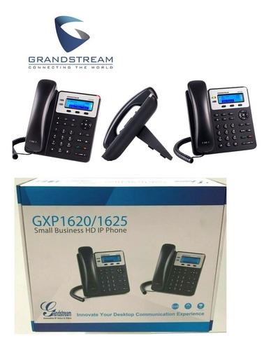 Telefono Ip Grandstream Gxp-1625 Poe 2 Lineas Icb Techs Alaj
