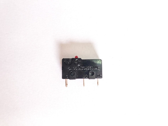 Chave Micro Switch Hs 5a 125 Vac - 3a 250 Vac (kit C/ 5 Pçs)