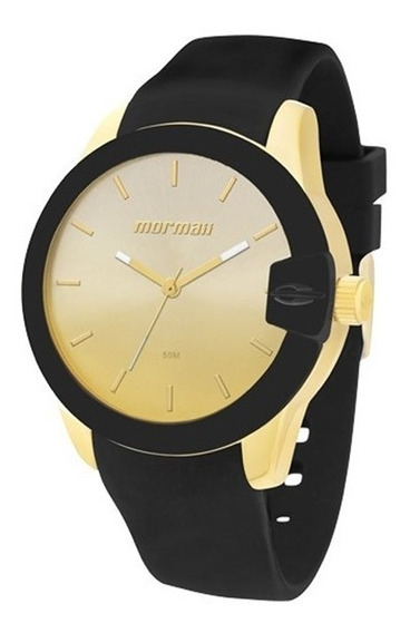Relógio Masculino Mormaii Mo2035bf8m Nfe