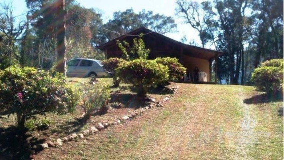 Chácara Com 2 Dormitórios À Venda, 7287 M² Por R$ 260.000,00 - Faxina - São José Dos Pinhais/pr - Ch0049