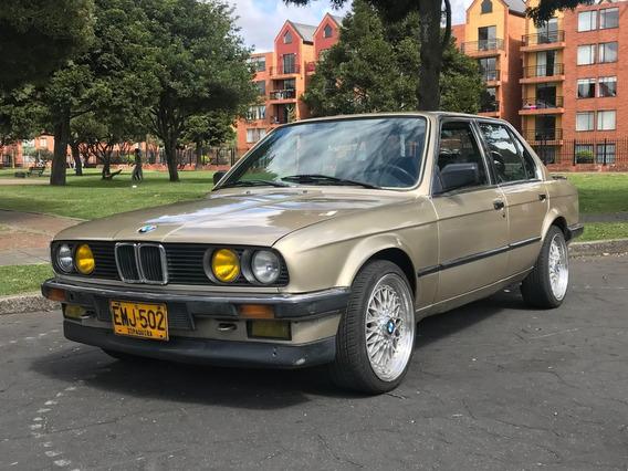 Bmw Serie 3 E30 323i 1985