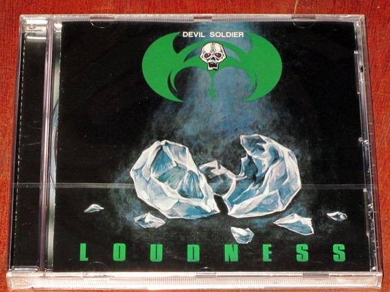 Loudness Devil Soldier Cd Nuevo Importado