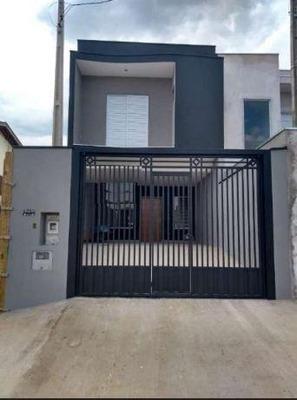 Casa Nova No Parque Jambeiro - Campinas/sp. - Ca12813