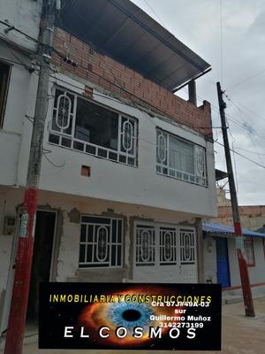 Casa En Venta Villa De Los Comuneros 6x12 M2