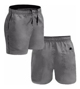 Kit 12 Short Masculino Bermuda Tactel Academia Esporte Fit