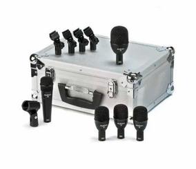 Kit De Microfones Audix Fp5 - 5 Microfones