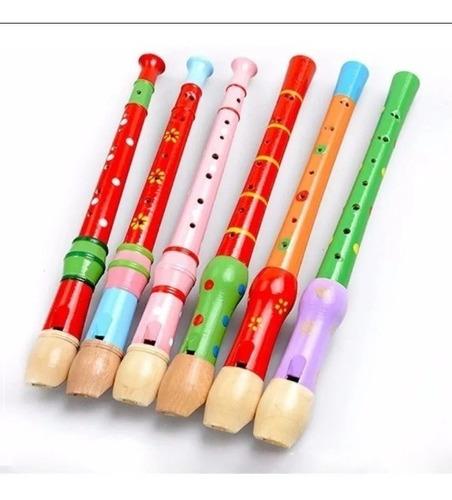 Flautas Musicales Para Bebes Y Niños Grande