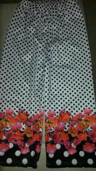 Pantalon Casual Importado Talla M 85 Cm Y L 88 Cm Largo