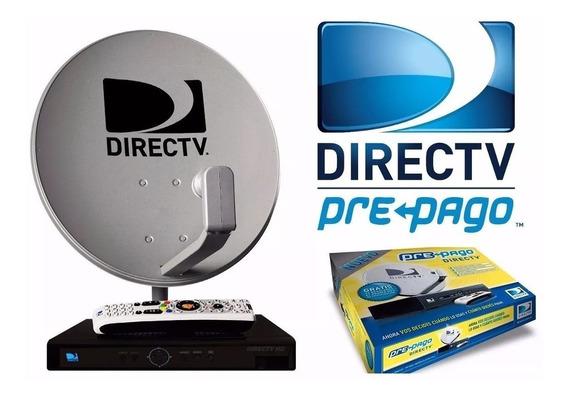 Decodificador De Directv Nuevos Antenas Plan Full