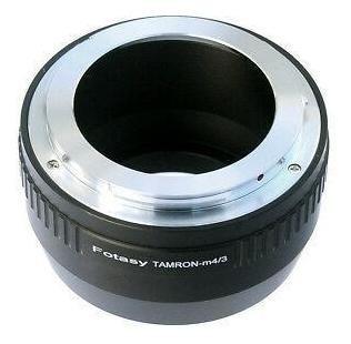Lente Tamron Adaptall Ii A M43 Mft Adaptador Olympus Om--595