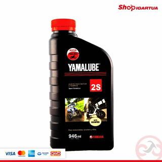 Caja Con 12 Aceites Yamalube 2t Fc S/sintetico 946ml