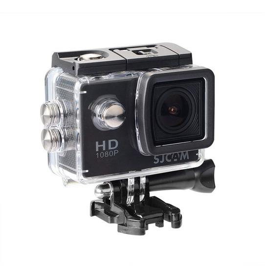 Sj4000 + Adaptação P2 + Microfone Externo Sem Juros