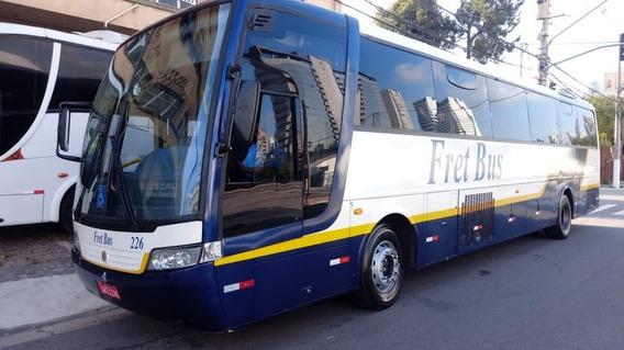 Onibus Rodoviario Busscar Lo Scania K124 - 360 Cv