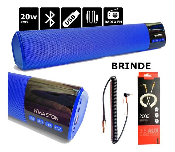 Home Theater Bluetooth Celular Usb Fm Caixa Som Qualidade