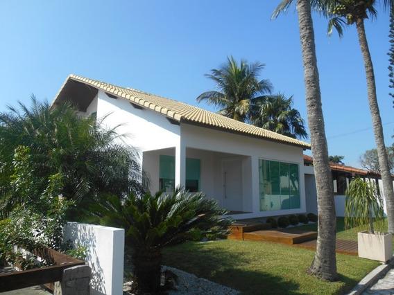 1510 - Residência De Alto Padrão Frente Lagoa