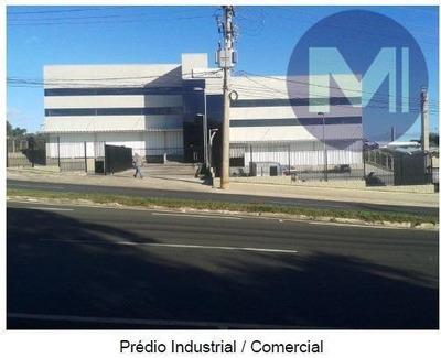 Galpão Industrial Para Alugar, Éden, Sorocaba, 1.503,75m² - Ga0004