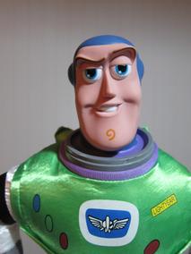 Boneco Buzz Lightyear Toy Story De Tecido