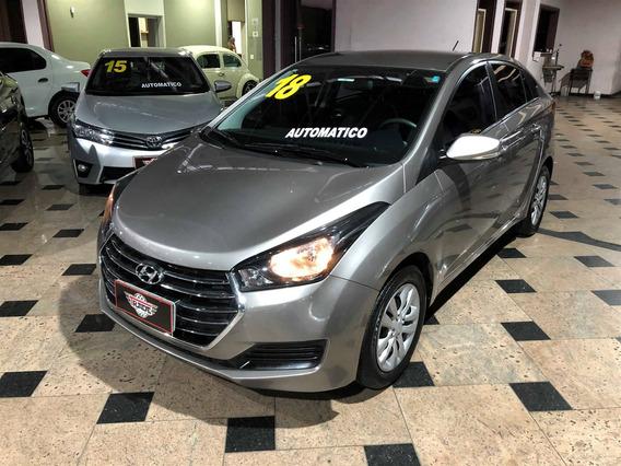 Hyundai Hb20s 1.6 Comfort Plus 16v Flex Automático 2017 2018