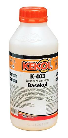 Sellador Al Agua Kekol K-403 X 1 Lt