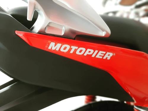 Twister Honda Cb 125 F Cuotas C/tarjetas Retira Ya  Motopier