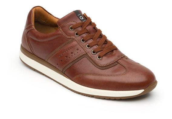 Sneaker Urbano Quirelli 700602 Brandy