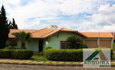 Comercial Casa Com 3 Quartos - 3188-v