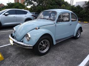 Volkswagen Escarabajo 1.500cc
