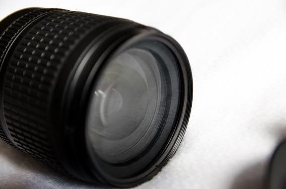 Lente Nikon 18-105 3.5-5.6 G Ed Usada Em Estado De Nova