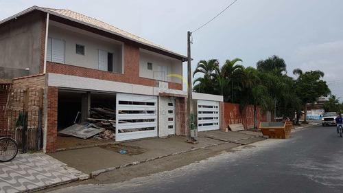 Imagem 1 de 13 de Casa De Condomínio Com 2 Dorms, Caiçara, Praia Grande - R$ 230 Mil, Cod: 3004 - V3004