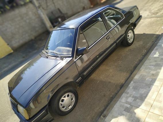 Chevrolet Gm Monza Motor 2.0 1988 Preto 3 Portas