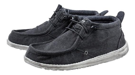 Zonazero Zapatillas Zapatos Hey Dude Conrad Hombre