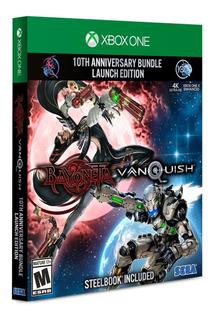 ..:: Bayonetta Vanquish Steelbook Edition ::.. Xbox One
