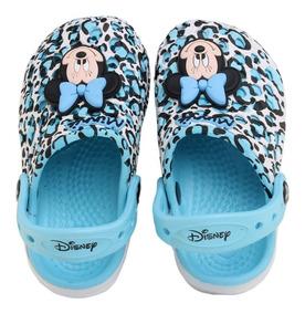 Sandalias Summer Suecos Disney Minnie Addnice Mundo Manias