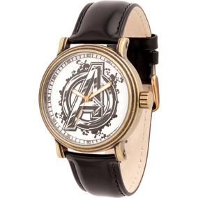Reloj Marvel Para Hombre Wma000250 Tablero De Avengers